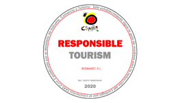 Sello Garantía Responsible tourism