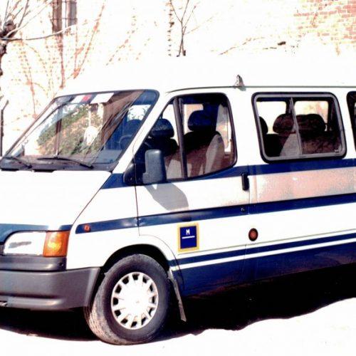Segundo vehículo de BusBanet